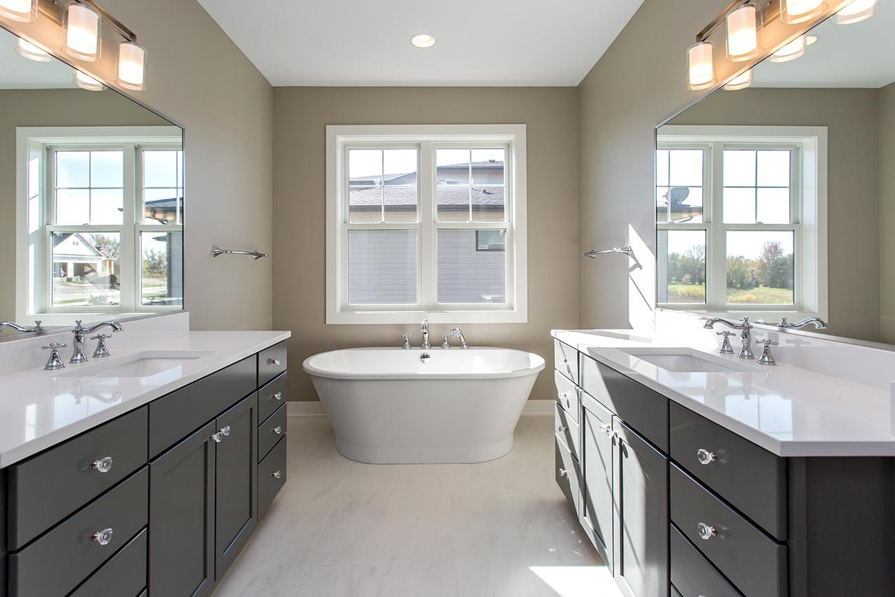 Des Moines Homebuilder - Bathroom