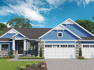 Windsor 3 - Ranch Home Plan