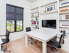 Builders Des Moines Iowa - Dynasty Custom Home Office