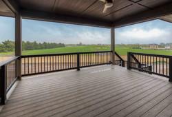 Des Moines Timber Tech Decks