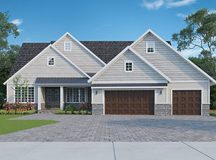 Beaumont - Ranch Home Plan