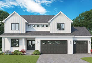 Amherst - 2 Story Home Plan