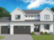 Home Builder Plans - Amherst