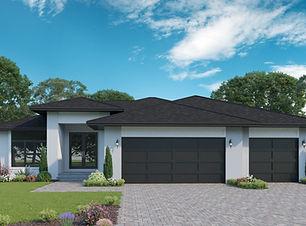 Newark - Ranch Home Plan