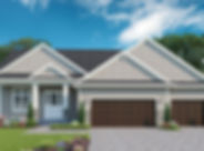 Chelsea - Ranch Home Plan