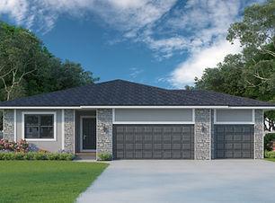 Springdale 2 - Ranch Home Plan