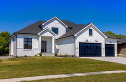 Modern Farmhouse White New in Des Moines