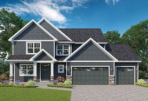 Lexington+ - 2 Story Home Plan
