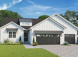 Springdale 1 - Ranch Home Plan