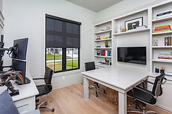Productive Home Office Space in New Home