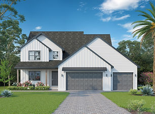 Briarwood - 1.5 Story Home Plan