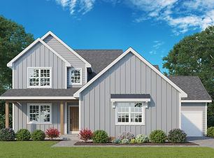 Harrison - 1.5 Story Home Plan