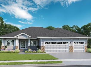 Windsor 2 - Ranch Home Plan
