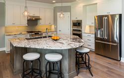 Charleston Plan Kitchen