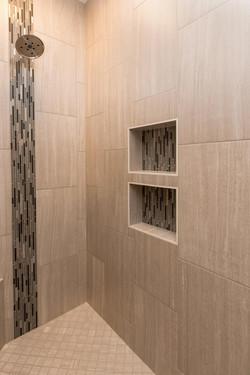 Tile Shower Accents