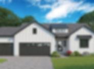 Popular Ranch Plan in Des Moines - Sinclair