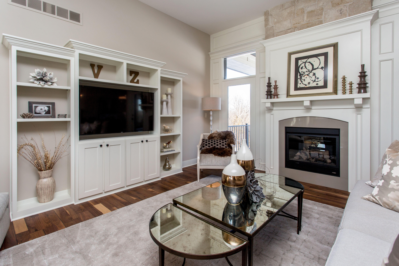 Living Room - Westport Plan