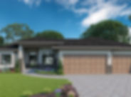Springfield - Ranch Home Plan