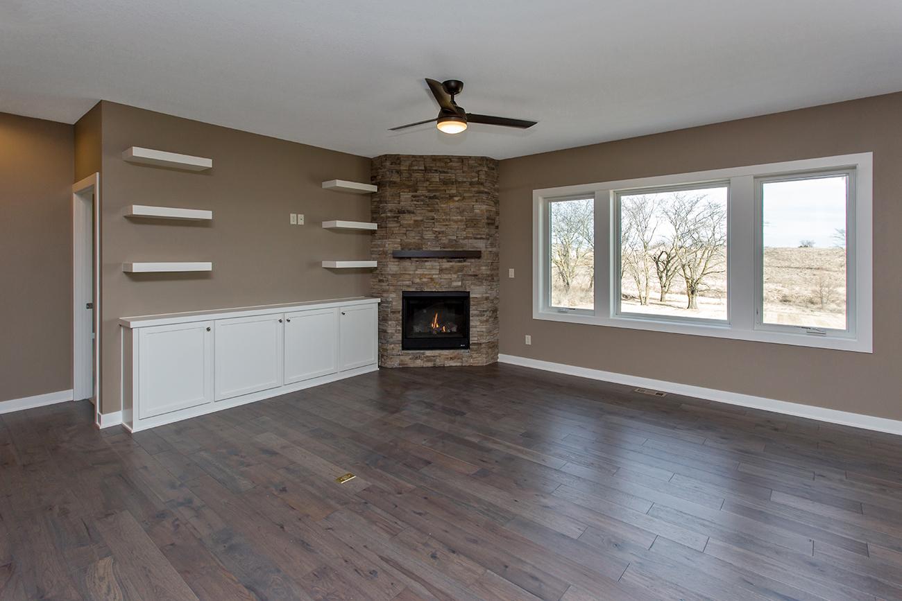 Living Room - Custom Plan