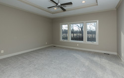 Large Windows in Master Bedroom