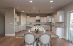 White Kitchen in Urbandale