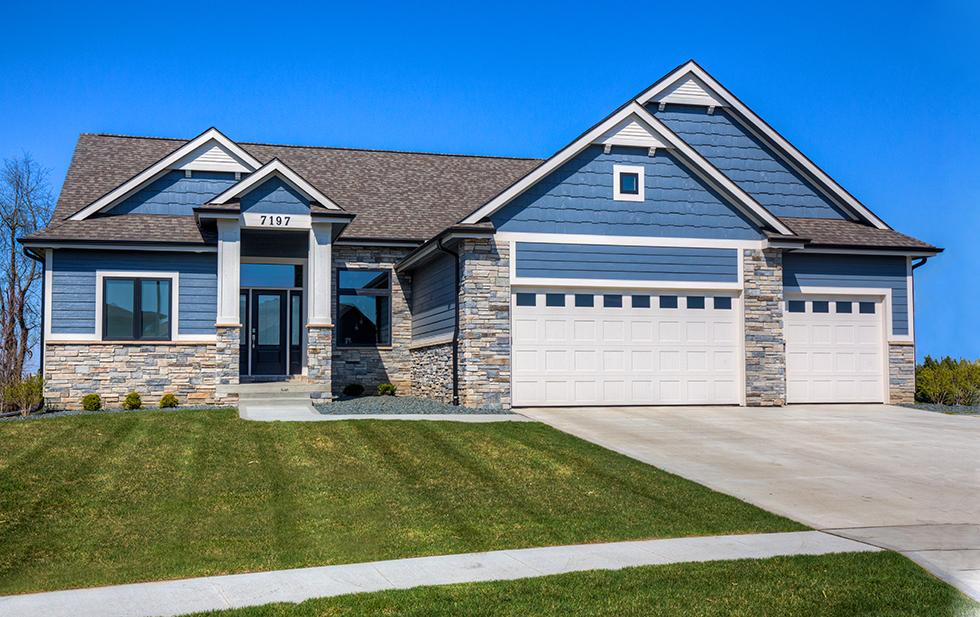 Custom Homes in Des Moines