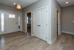 Front Entry - Fremont Plan