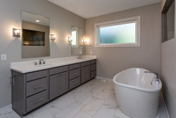 Free Standing Tub in New Home