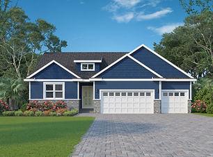 Camden - Ranch Home Plan