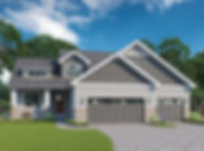 Beechwood - 1.5 Story Home Plan