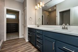 New Home Custom Bathroom