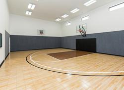 Sport Indoor Basketball Courtwa
