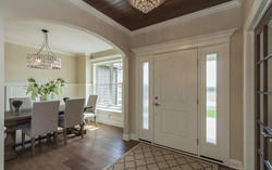 Front Entry - Madison Plan
