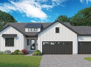 Sinclair 1 - Ranch Home Plan