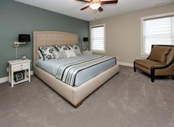 Guest Bedroom with Wall Sconces