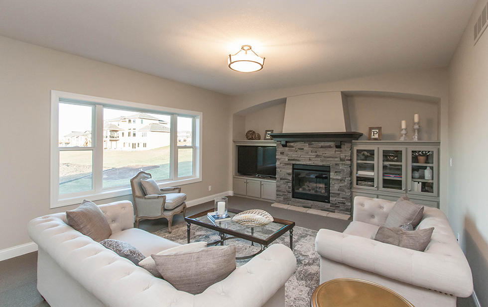 Lexington Living Room Urbandale