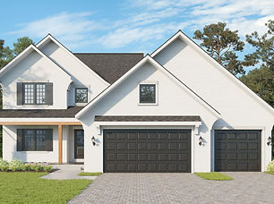 1.5 Story Briarwood Plan by Dynasty Home