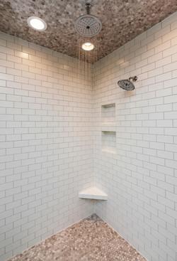 Custom Shower in Des Moines