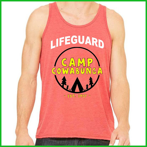 Lifeguard Tank Top (Adult)