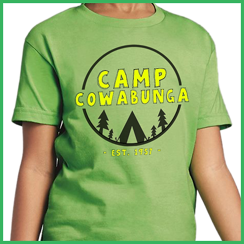 Camper Tee (Youth)