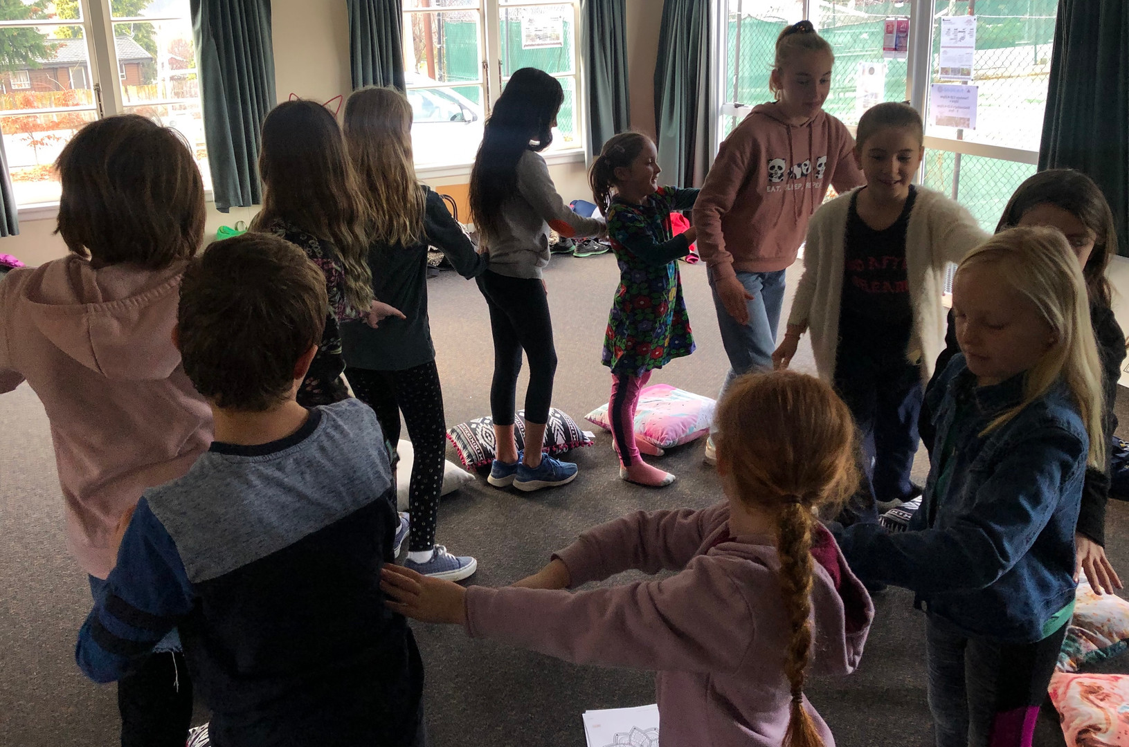 iNSPiRE July Holiday Programme 2019