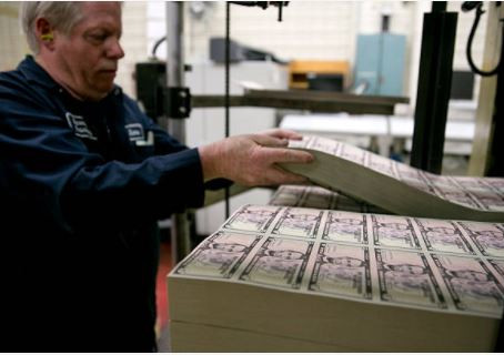 Modern Monetary Theory: Why Worry, When You Can Print Money?