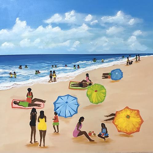 Umbrella Sunday