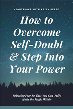 Ebook: Overcoming Self Doubt & Stepping Into Your Power