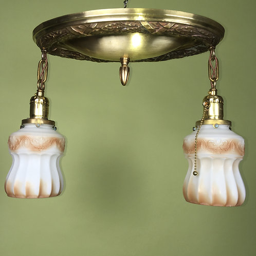 Circa 1905 Oval Pan