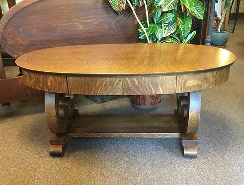 Circa 1890 Coffee Table