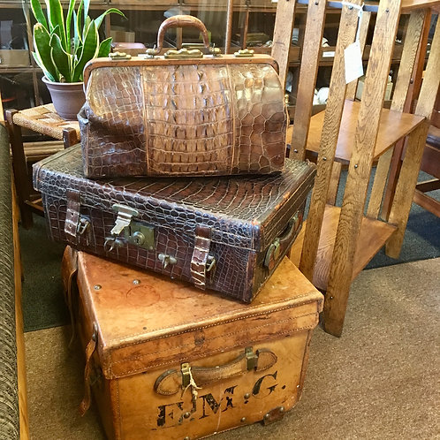 Early 1900's Luggage
