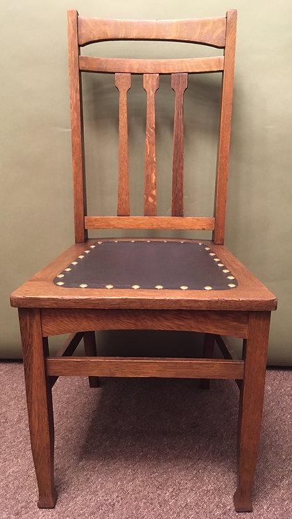 Circa 1910 Craftsman Chair