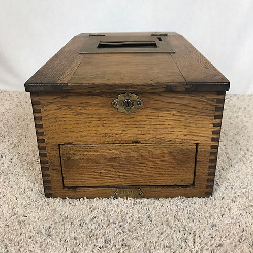 1800's Cash Register Box