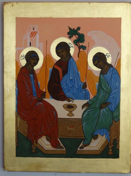 Die heilige Dreifaltigkeit 2